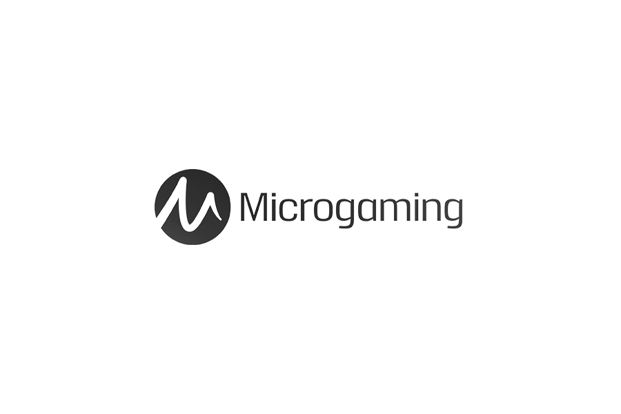 Microgaming logo design