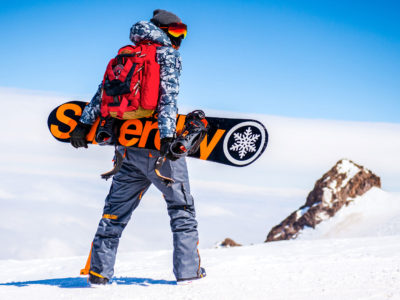 Case Study: Superdry - Cheltenham, nothing to do with Japan