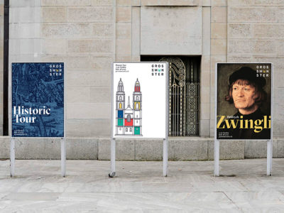 A Change in Brand Strategy for Grossmünster Church